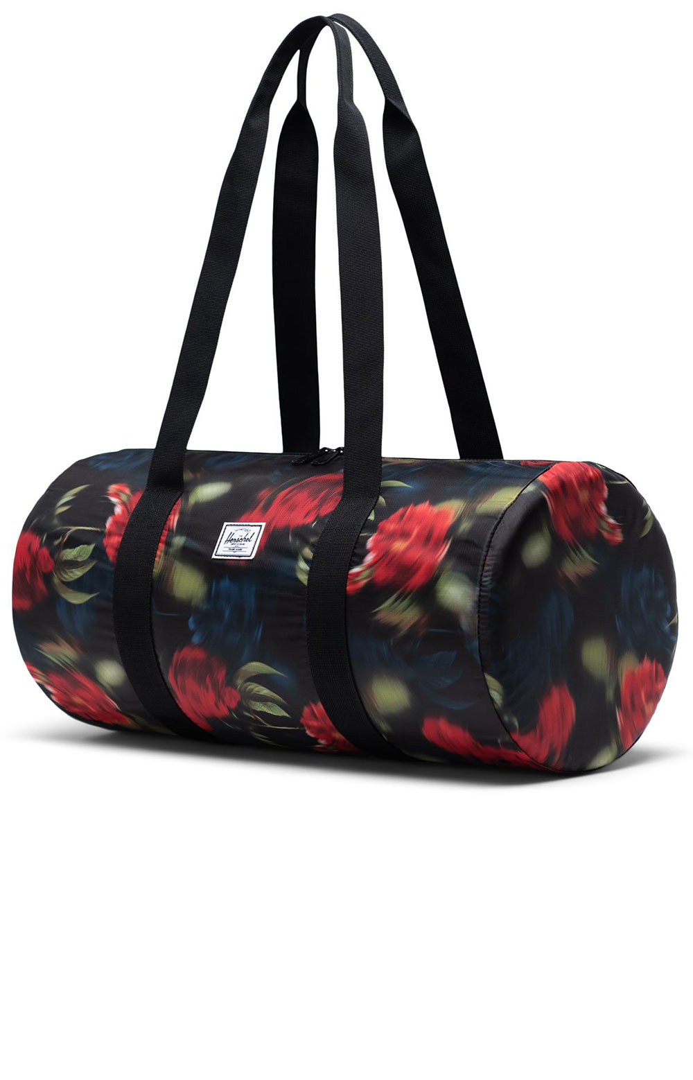Packable Duffle Bag - Blurry Rose  2