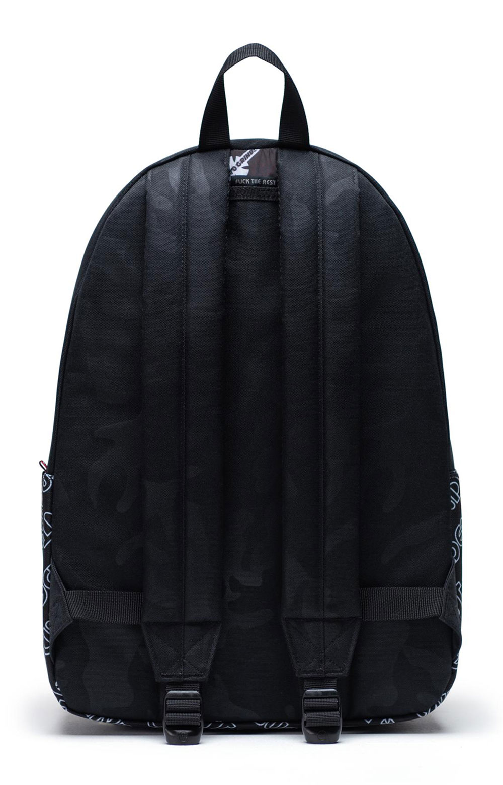 Classic Backpack XL - Black Camo/Independent Unified Black 5