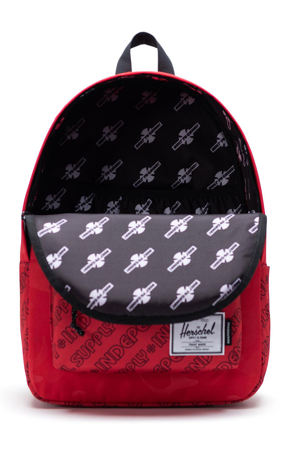 Classic Backpack XL - Red Camo/Independent Unified Red 3