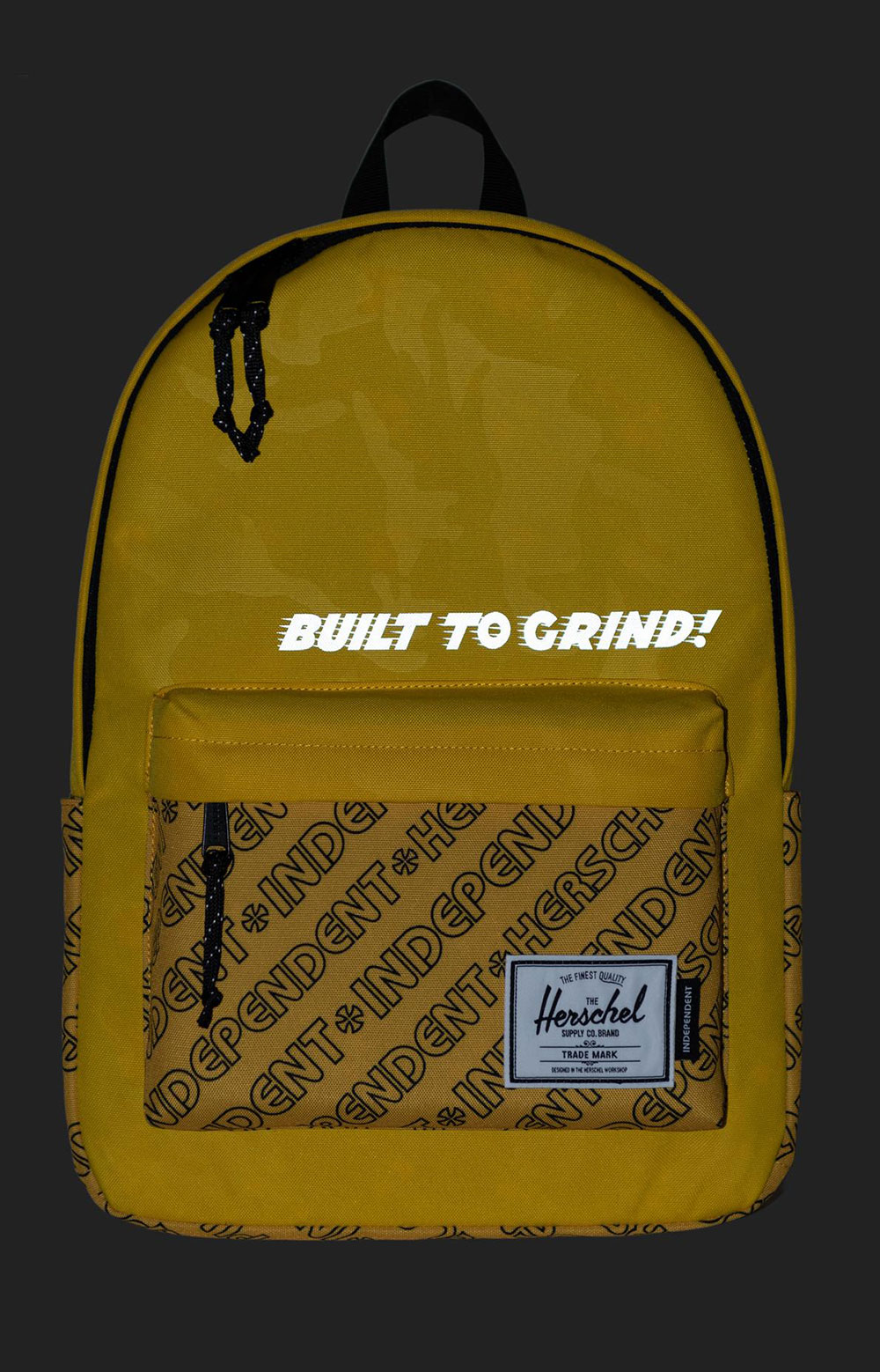 Classic Backpack XL - Yellow Camo/Independent Unified Yellow  2