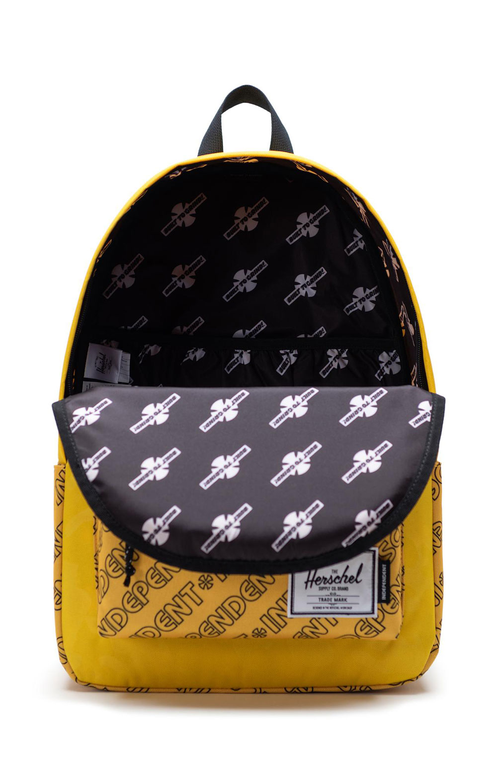 Classic Backpack XL - Yellow Camo/Independent Unified Yellow  3