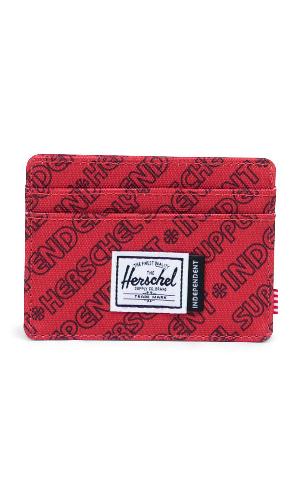 Charlie Wallet - Independent Unified Red