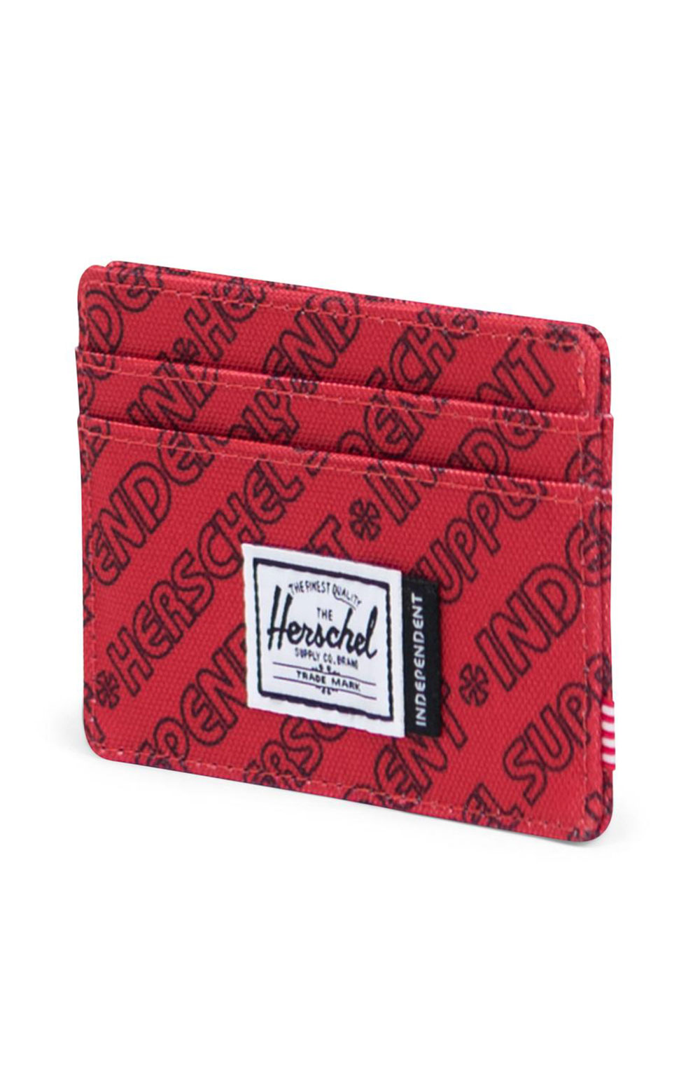 Charlie Wallet - Independent Unified Red 2