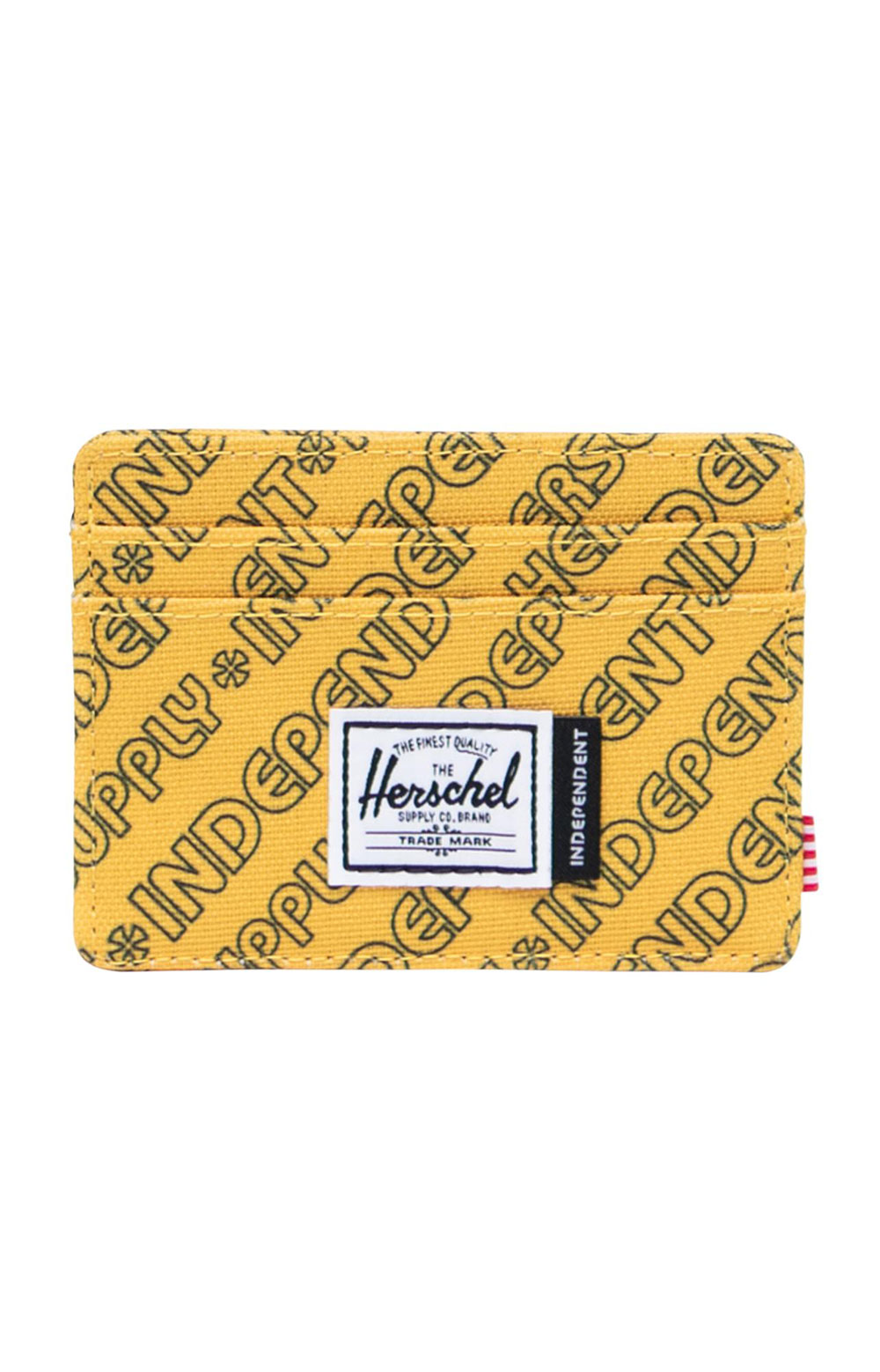 Charlie Wallet - Independent Unified Yellow