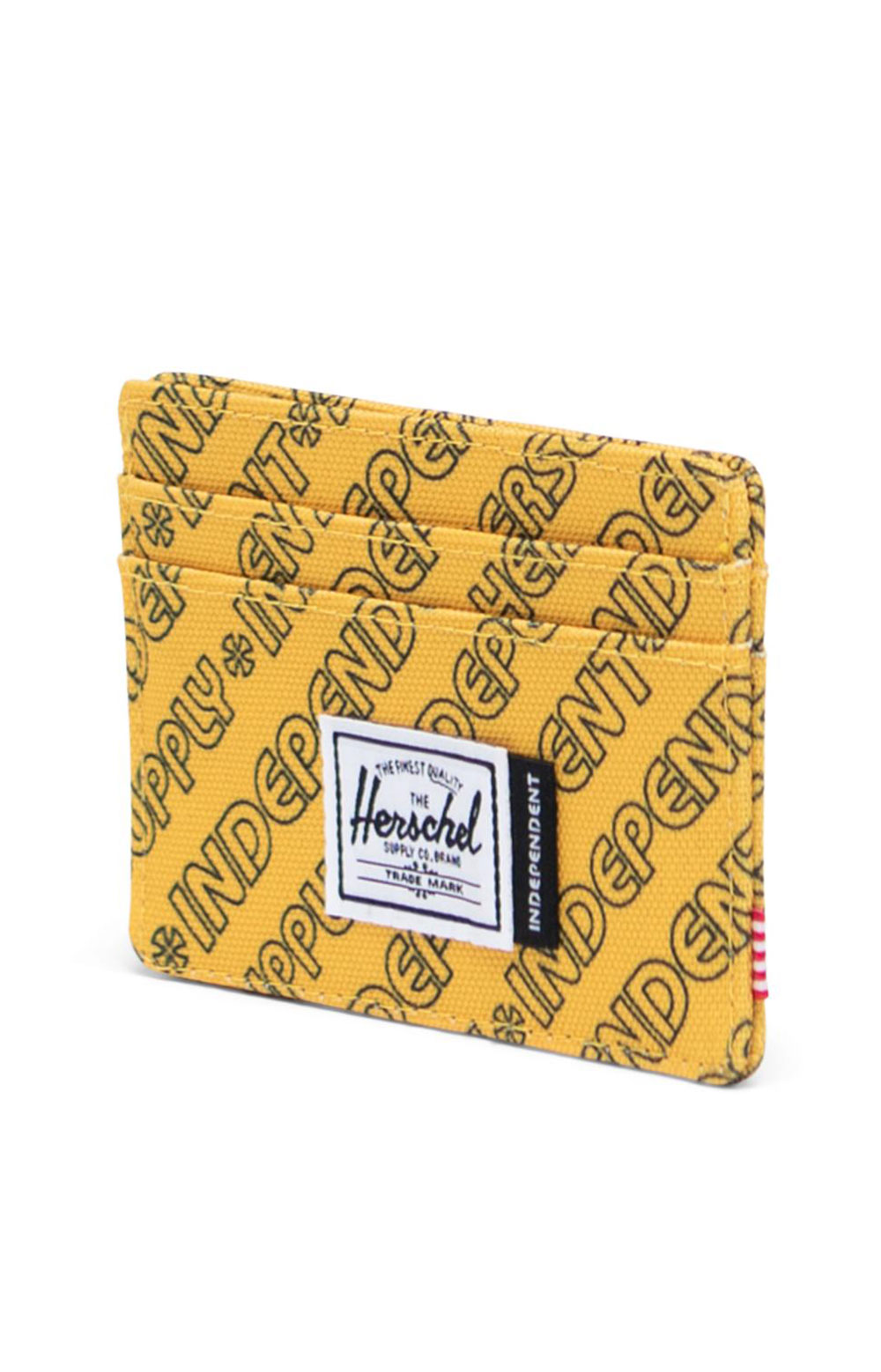 Charlie Wallet - Independent Unified Yellow  2