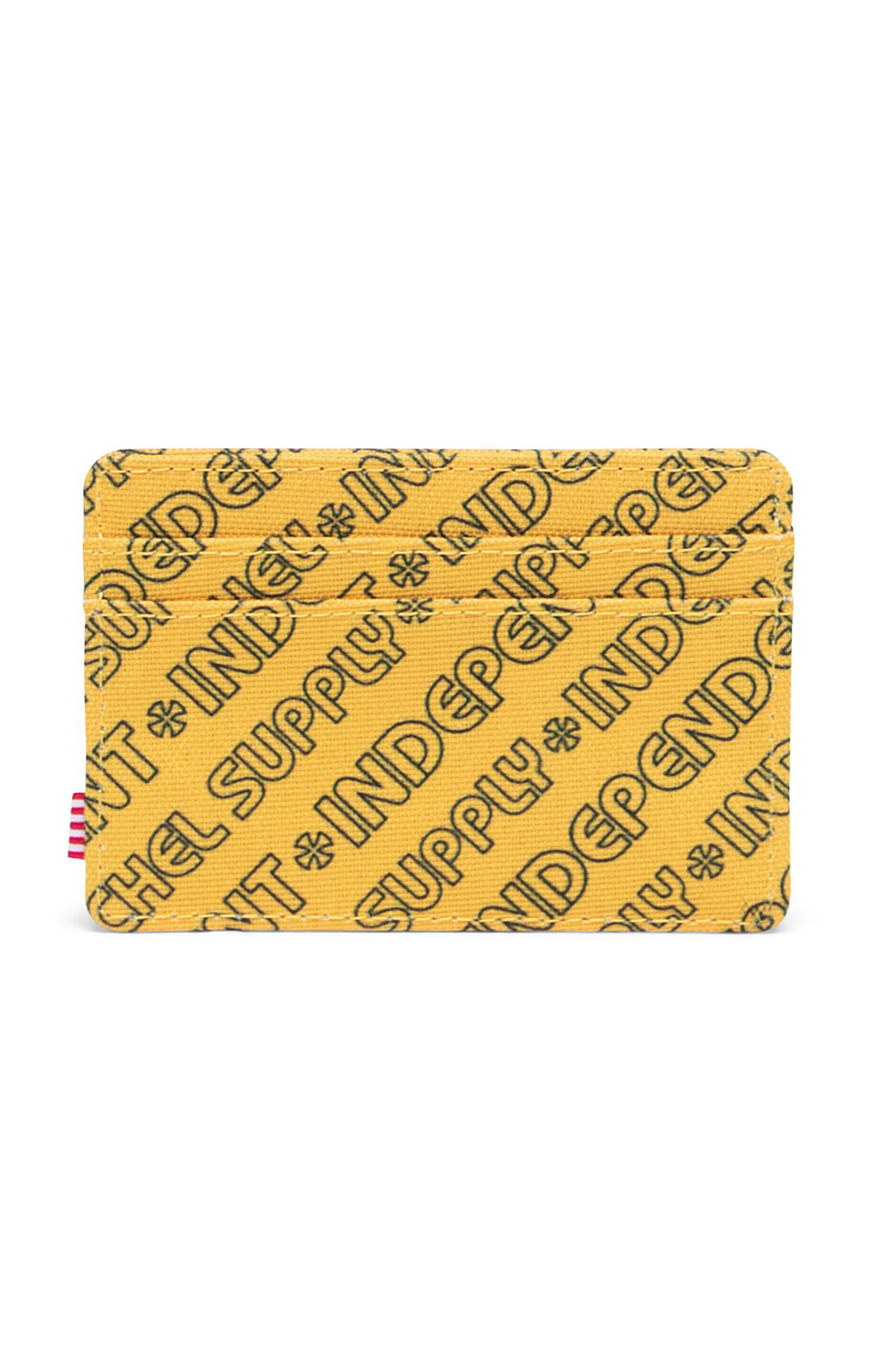 Charlie Wallet - Independent Unified Yellow  3