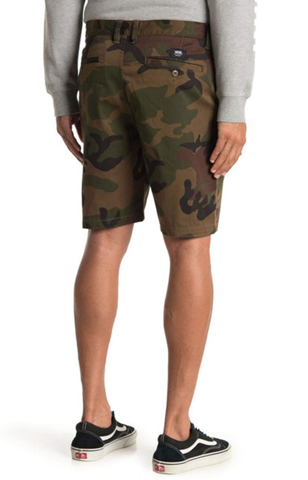 Authentic Stretch Shorts - Camo 2