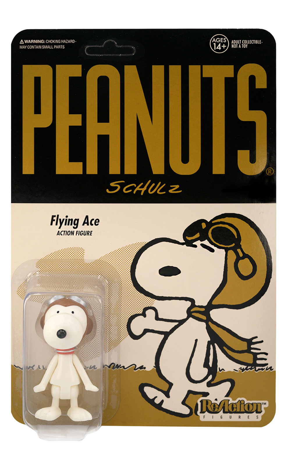 Peanuts ReAction Figure Wave 2 - Snoopy Flying Ace  2