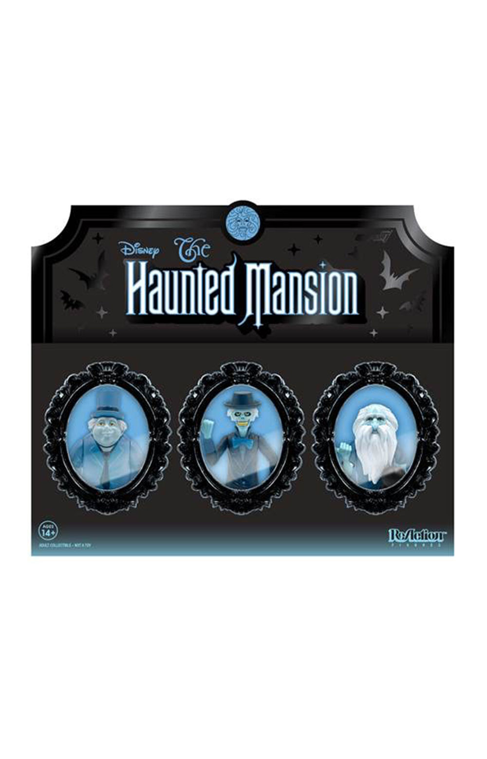 Haunted Mansion ReAction Figures - Hitchhiking Ghosts 3 Pack  2