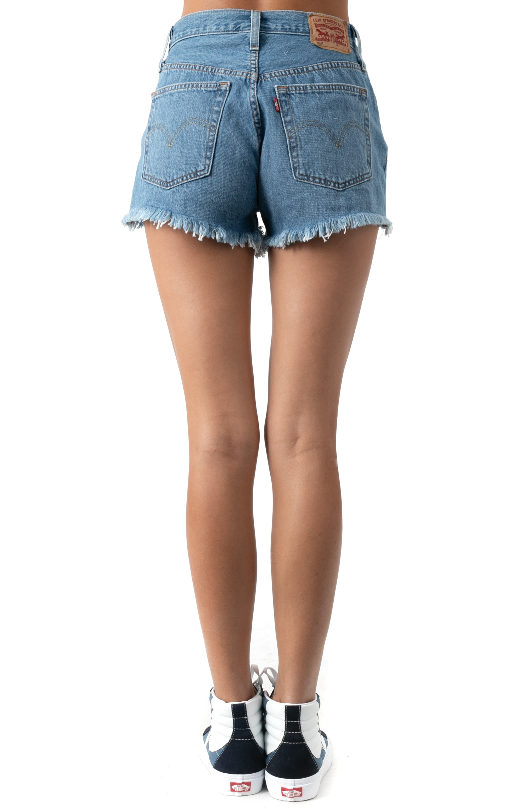 (56327-0114) 501 Original Shorts - Sansome Breeze  3