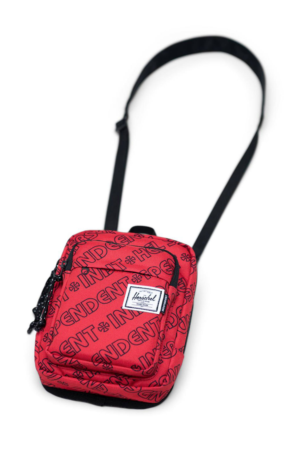 Form L Crossbody Bag - Independent Unified Red 2