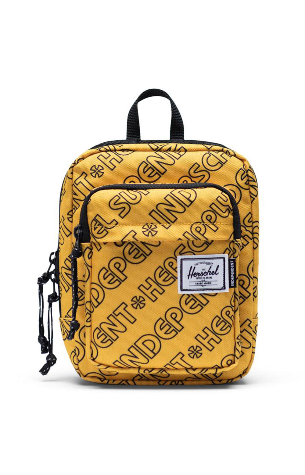 Form L Crossbody Bag - Independent Unified Yellow