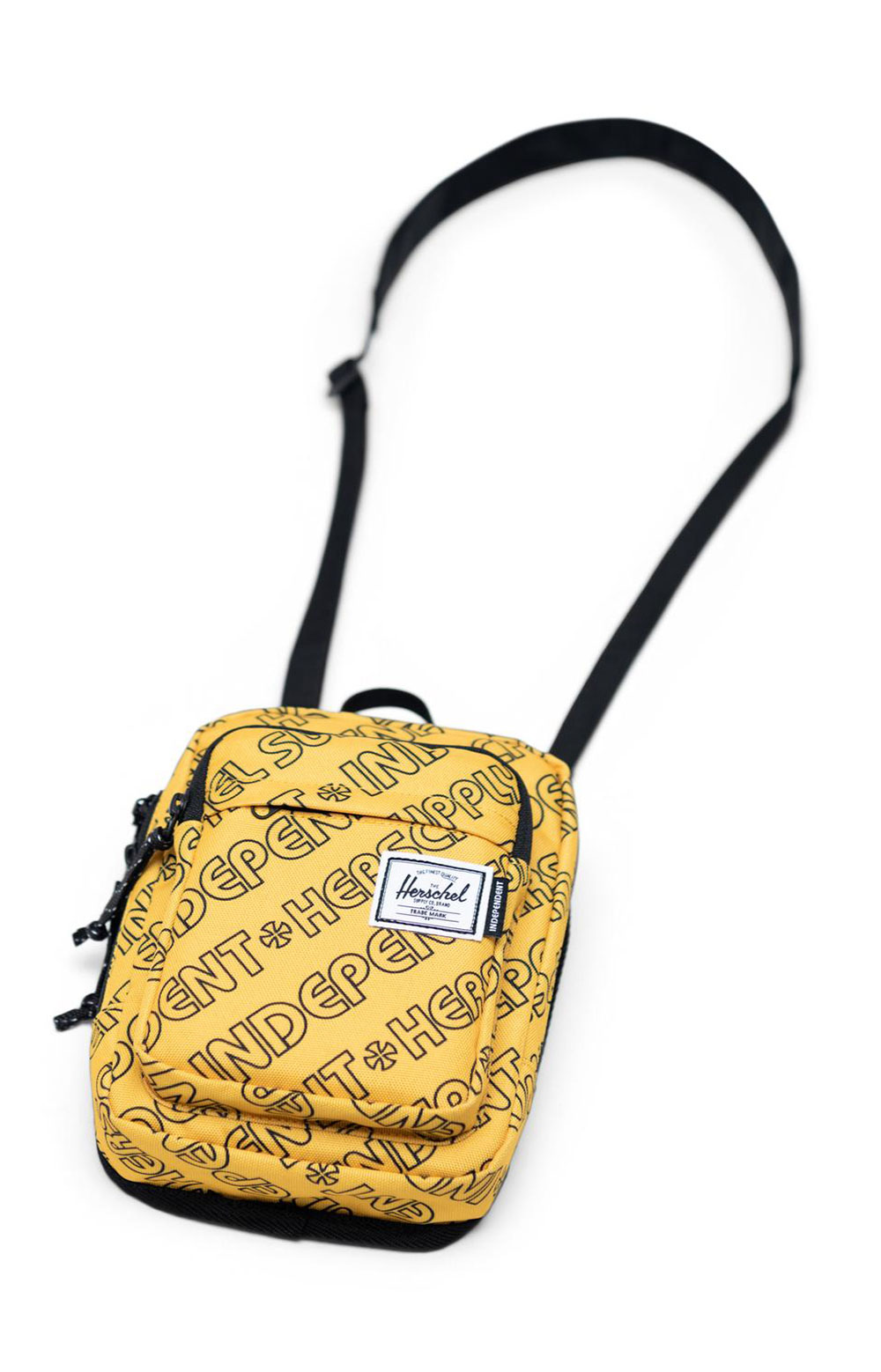Form L Crossbody Bag - Independent Unified Yellow 2