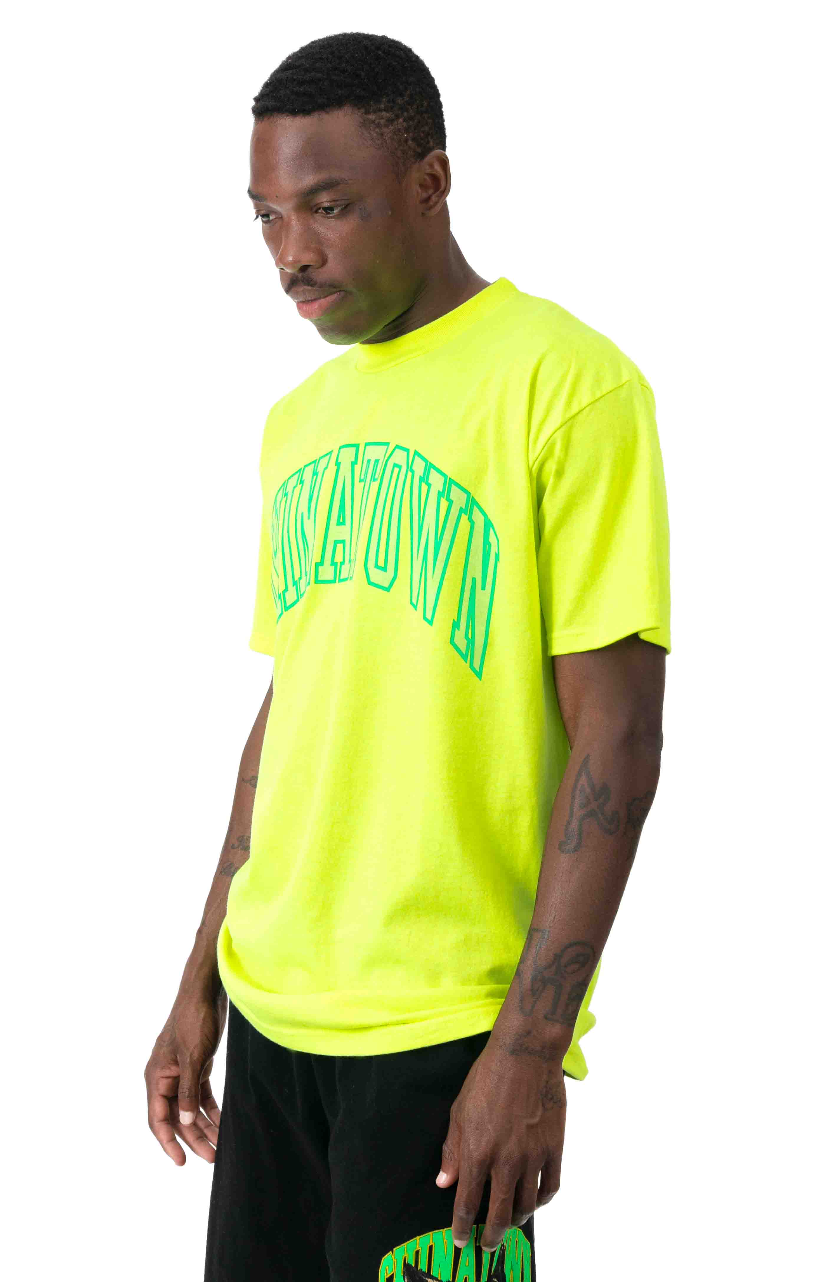 UV Arc T-Shirt - Yellow  2