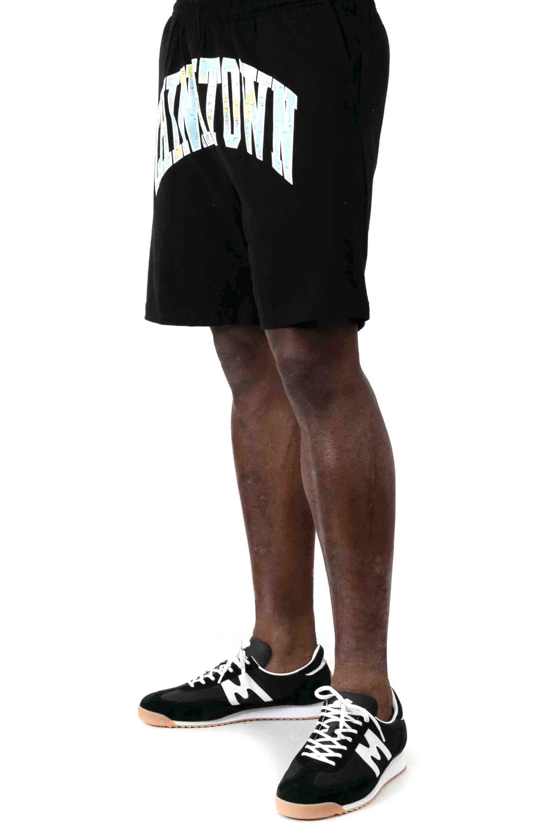 Globe Arc 2.0 Sweatshorts - Black  2