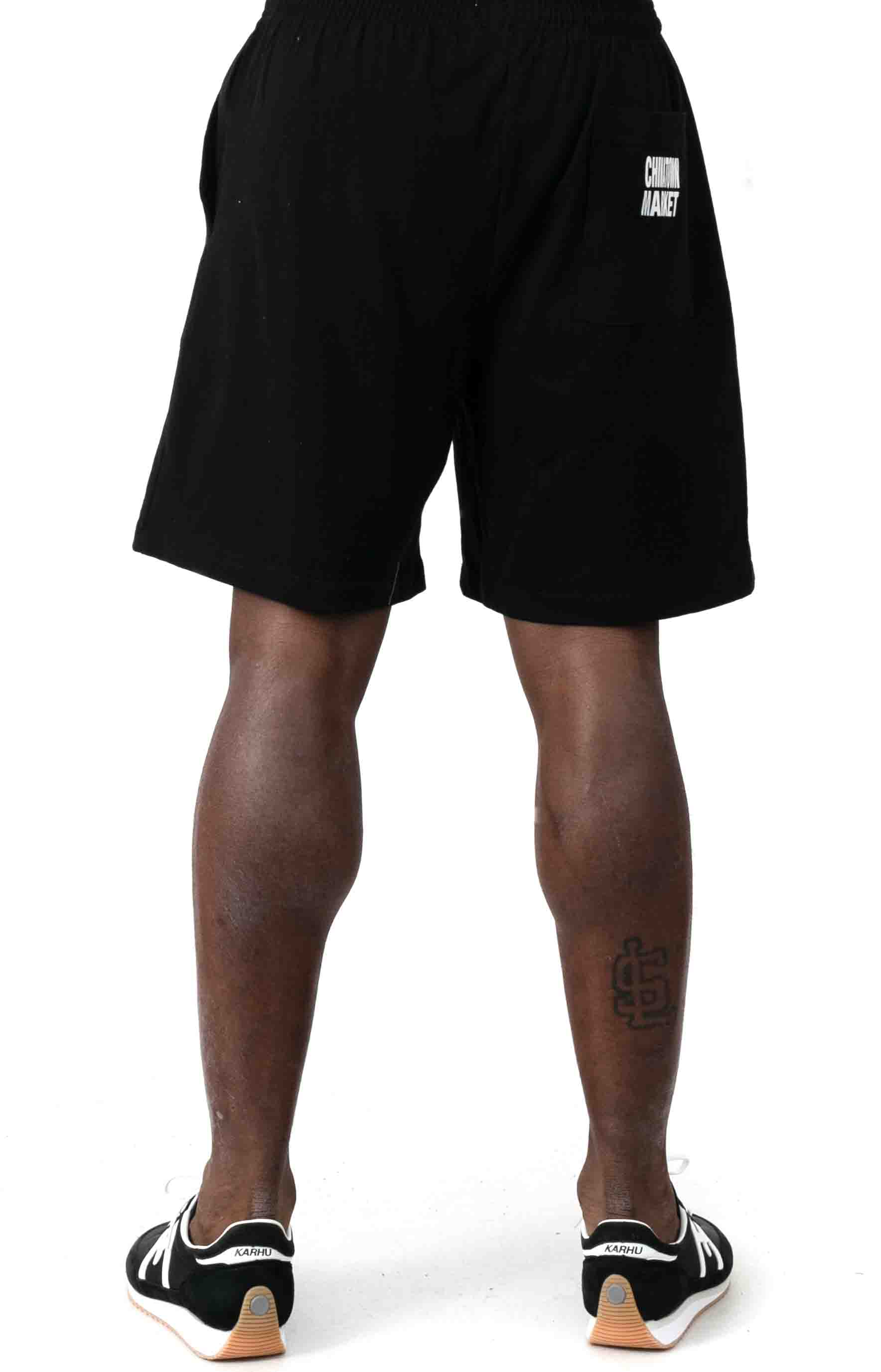 Globe Arc 2.0 Sweatshorts - Black  3