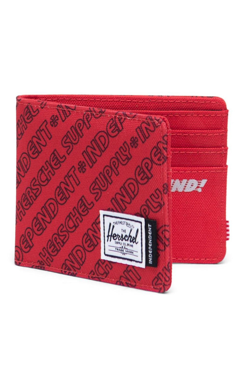 Roy Wallet - Independent Unified Red  2