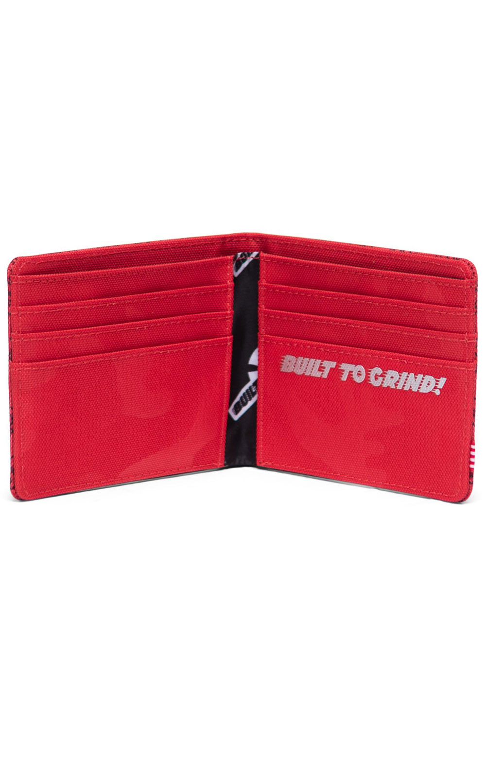 Roy Wallet - Independent Unified Red  3