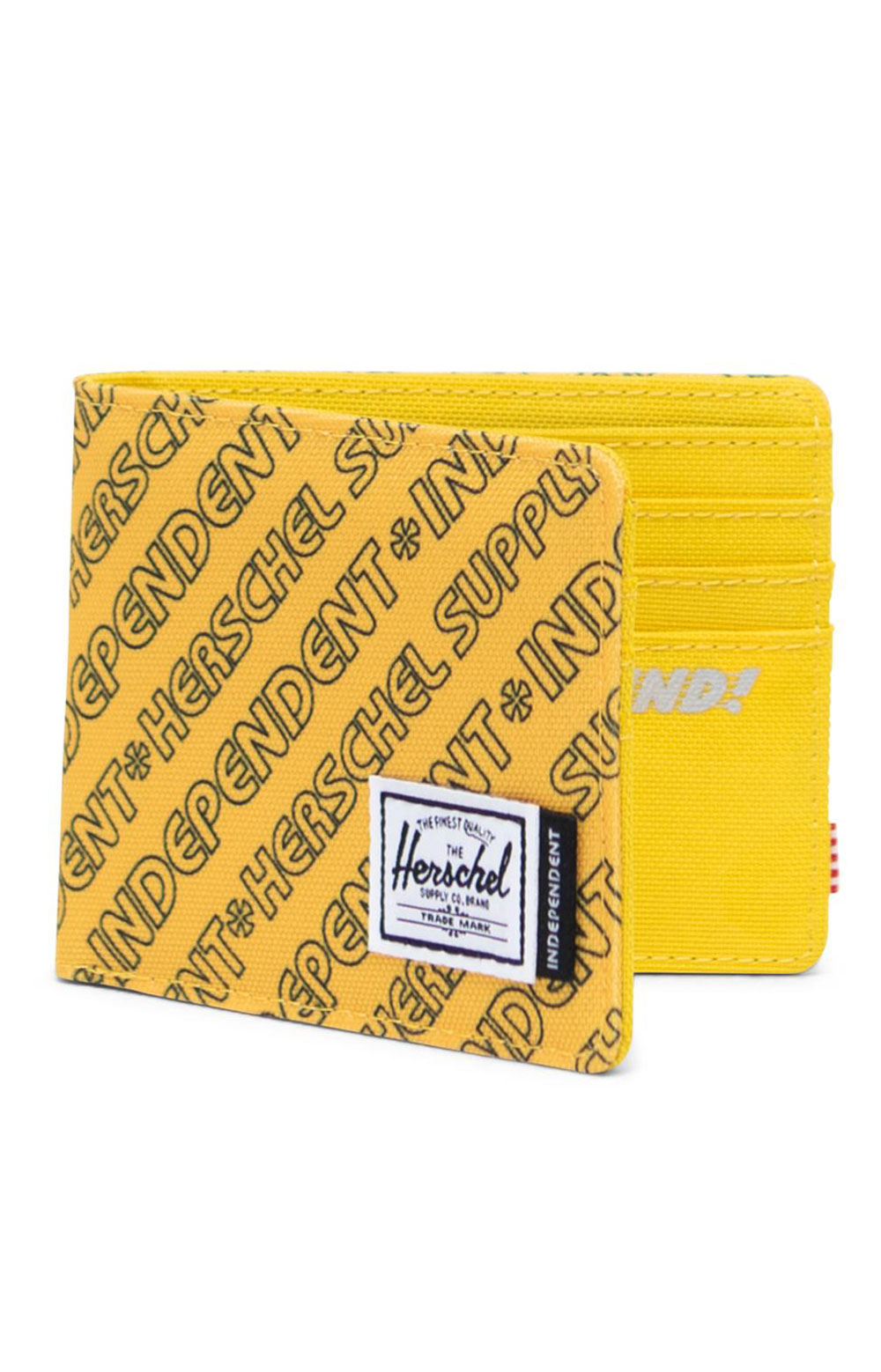 Roy Wallet - Independent Unified Yellow  2