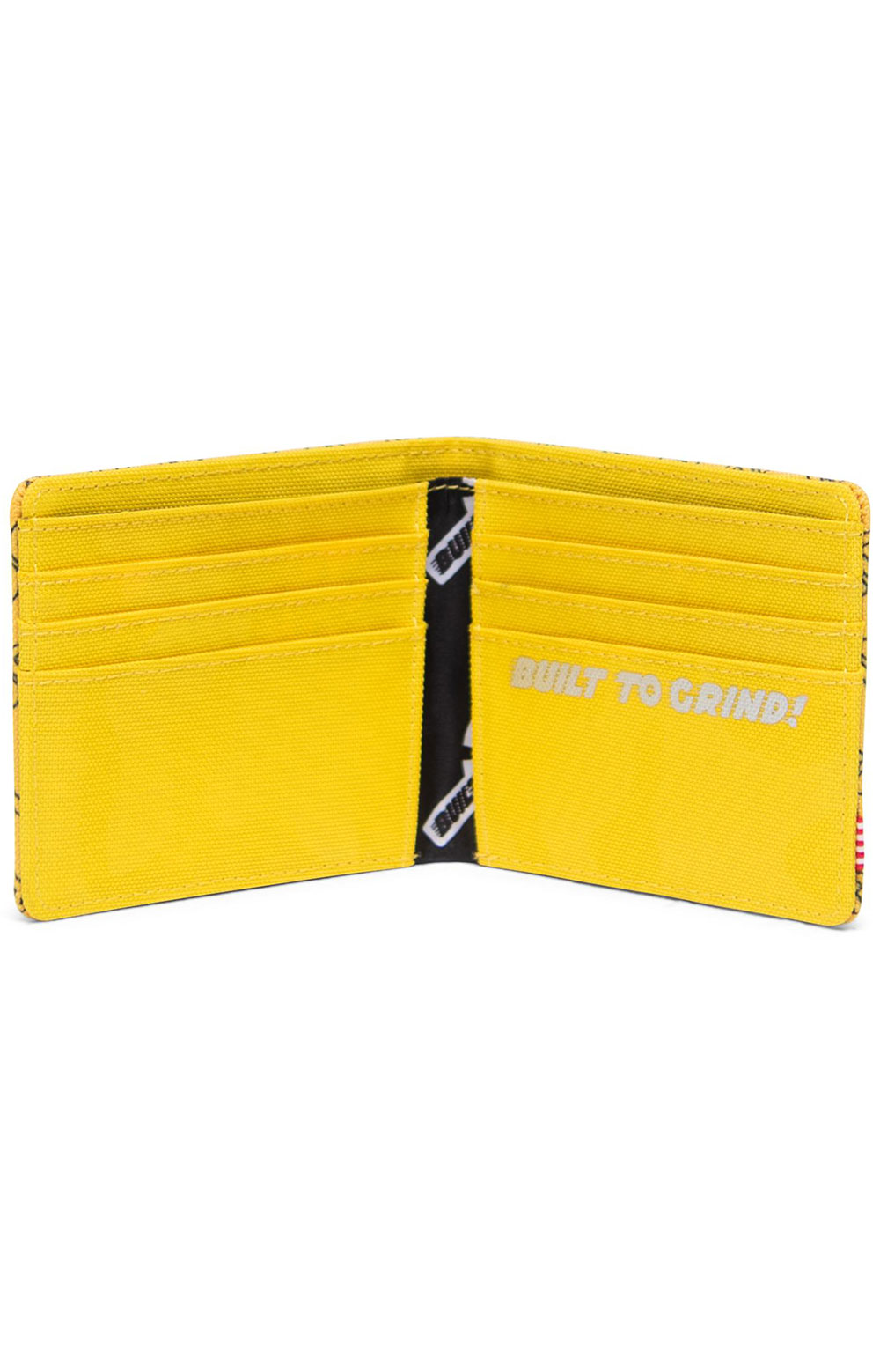 Roy Wallet - Independent Unified Yellow  3