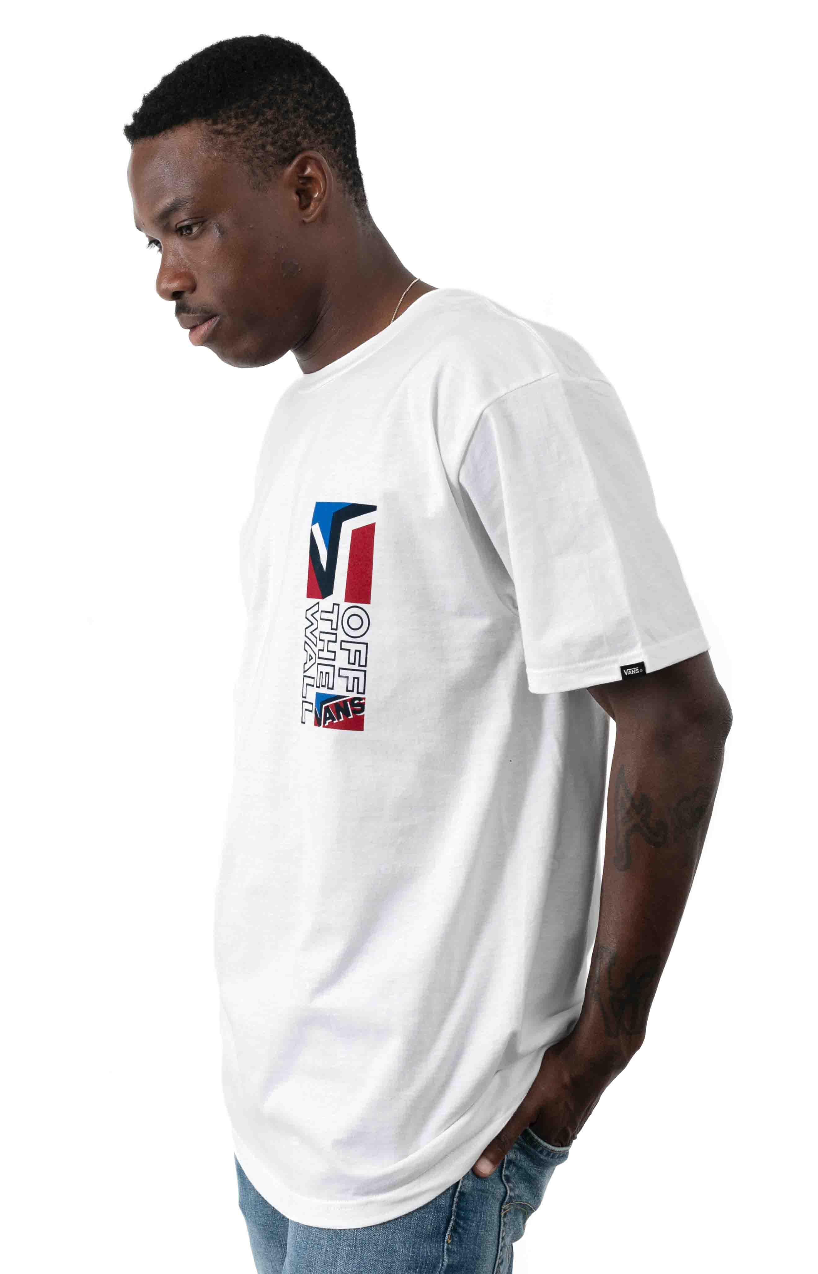 Dimensions T-Shirt - White  2