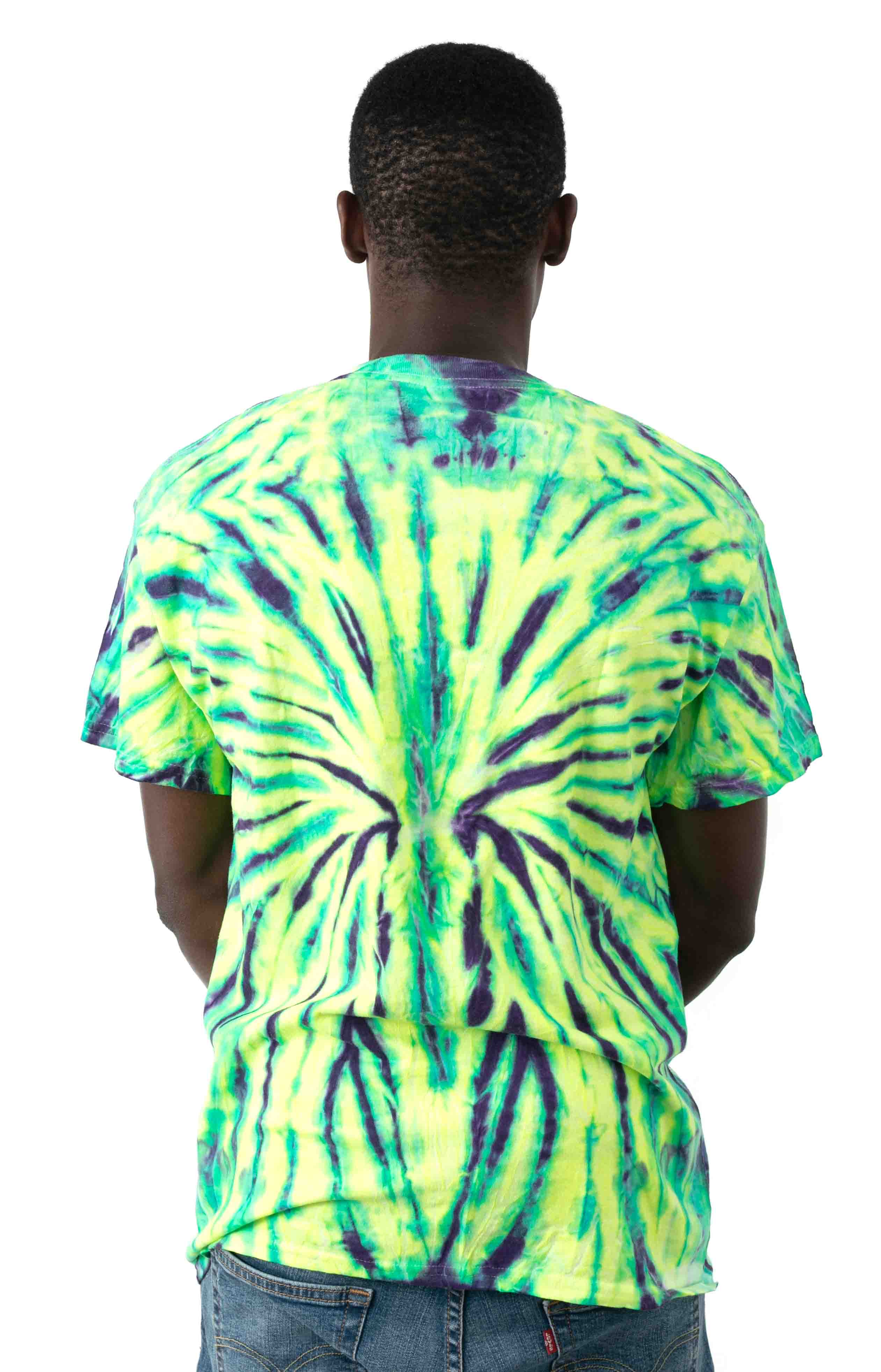 NBA Neon Swish T-Shirt - Bucks  3