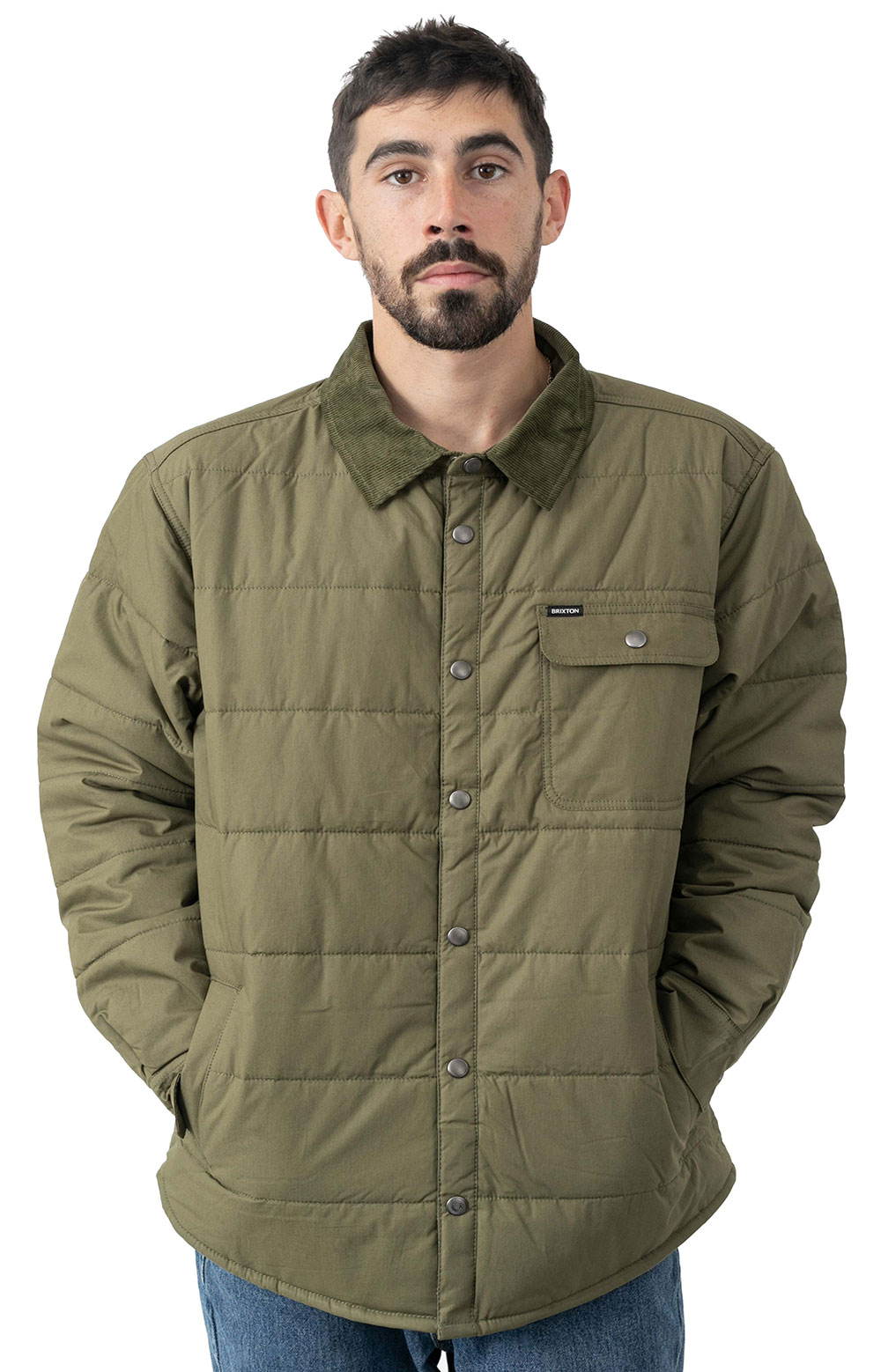 Cass Jacket - Military Olive
