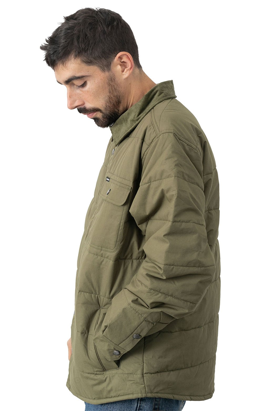 Cass Jacket - Military Olive 2