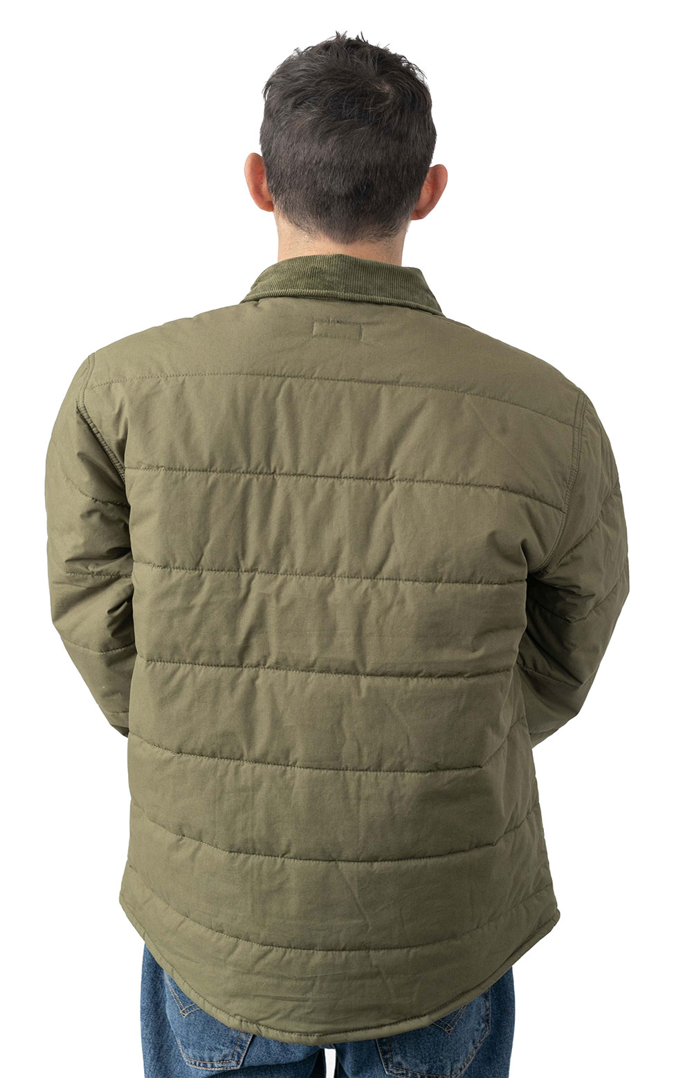 Cass Jacket - Military Olive 3