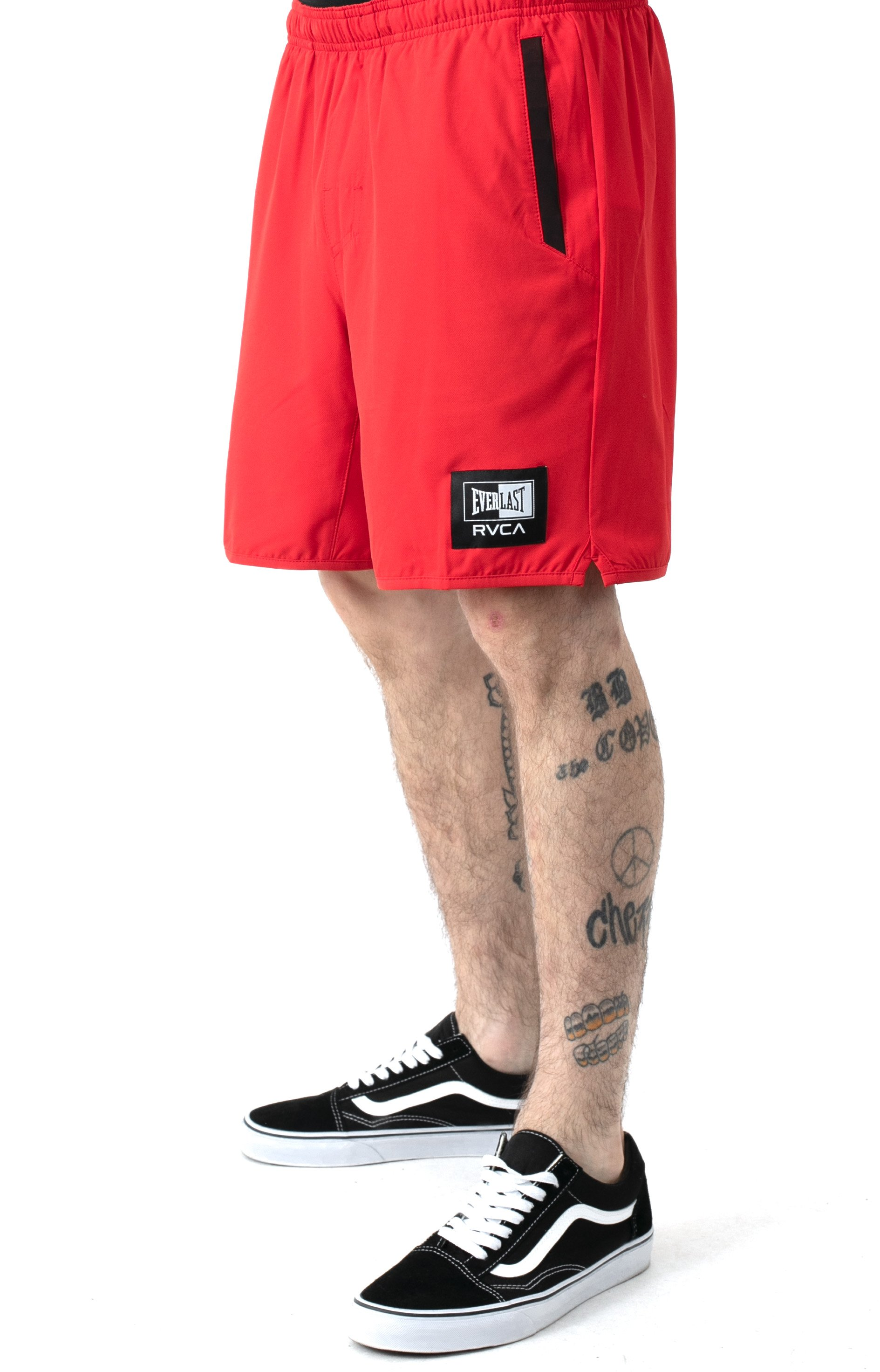 Yogger Short - Red
