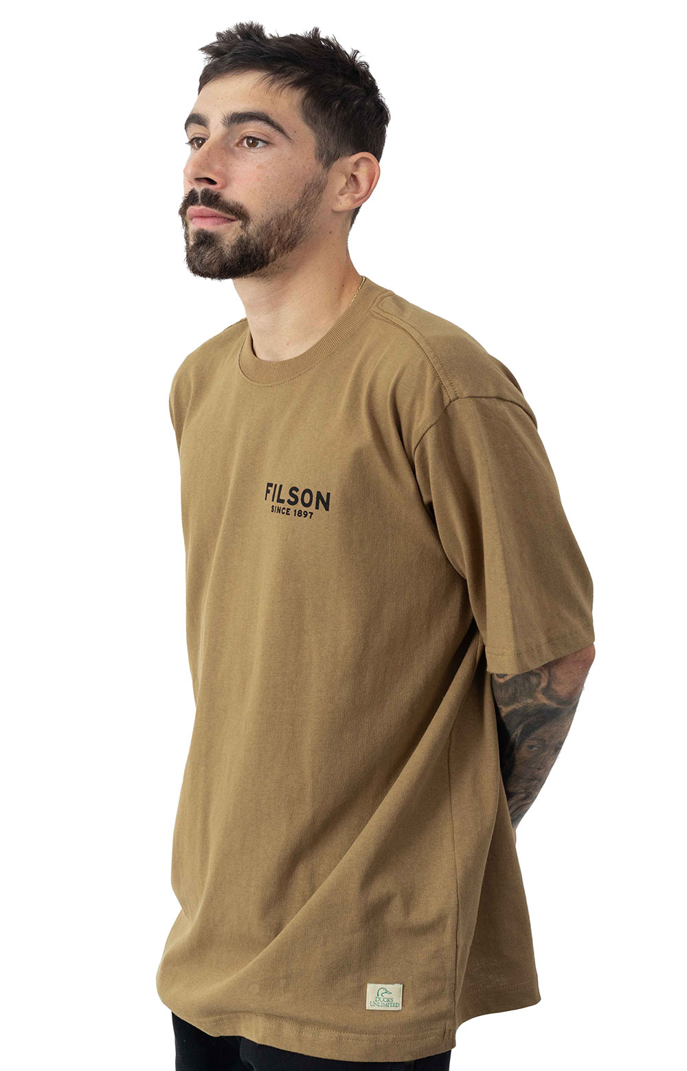 S/S Outfitter Graphic T-Shirt - Rugged Tan  3