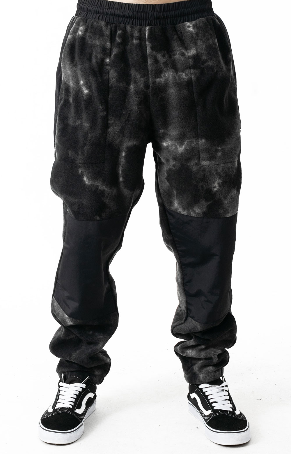 Polarys Fleece Pants - Black 2