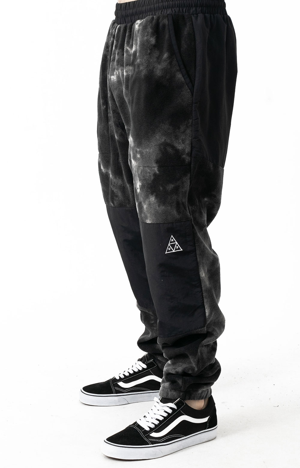 Polarys Fleece Pants - Black