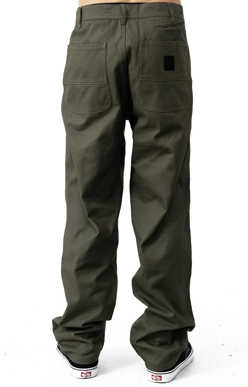 Boyd Pant - Olive  3