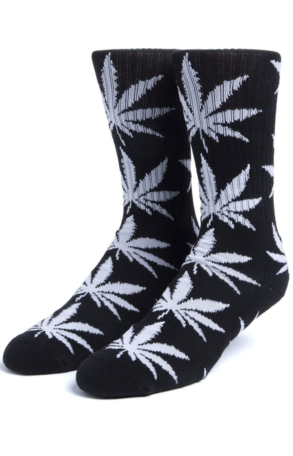 Essentials Plantlife Sock 3 Pack - Black/White/Huf Green
