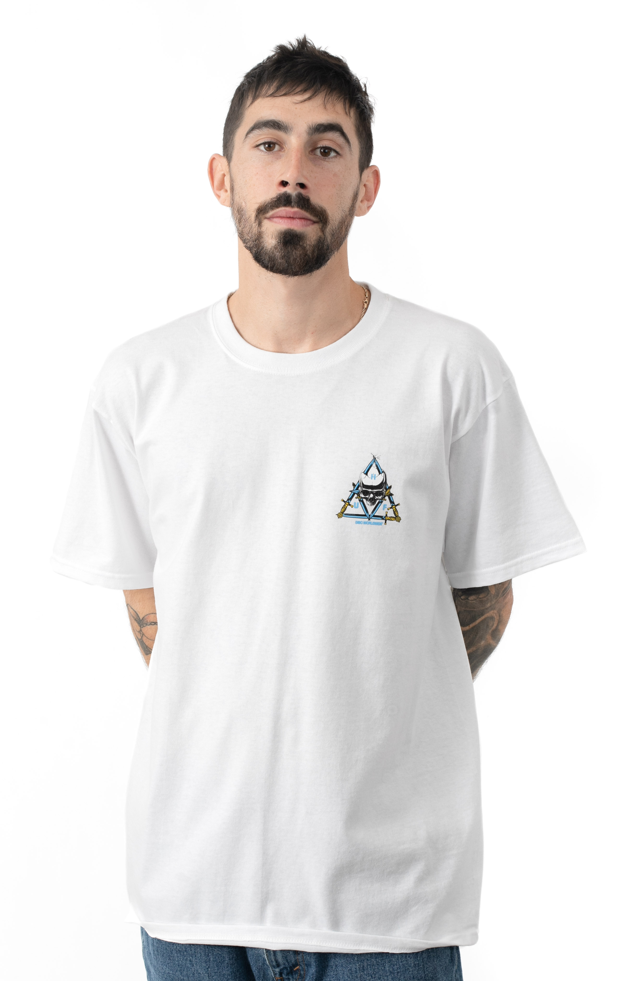 Blvd T-Shirt - White  2