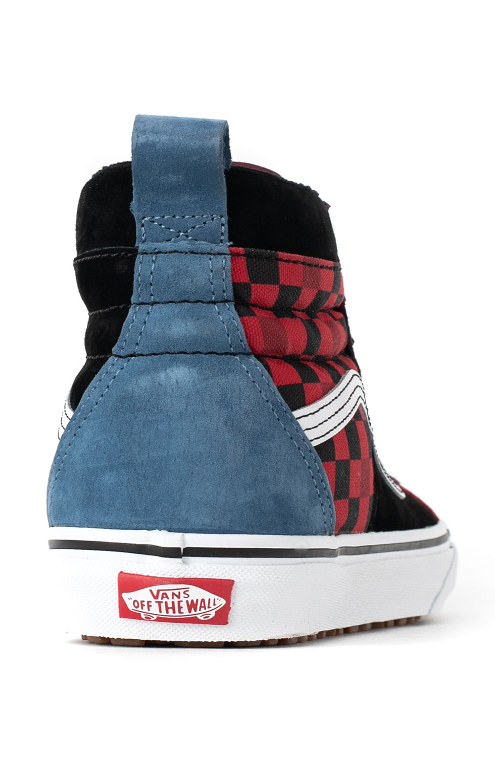 (DQ523A) Sk8-Hi 48 MTE DX Shoes - Multi/Red 5