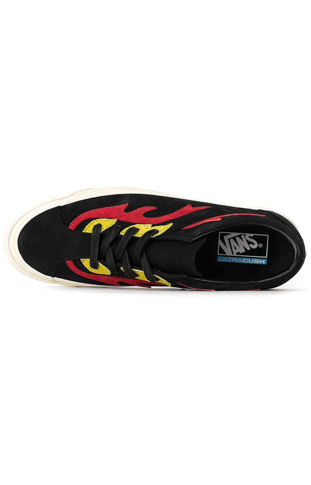 (4UVR1C0) Flamethrower Bold Ni FT Shoes - Black/Red 2