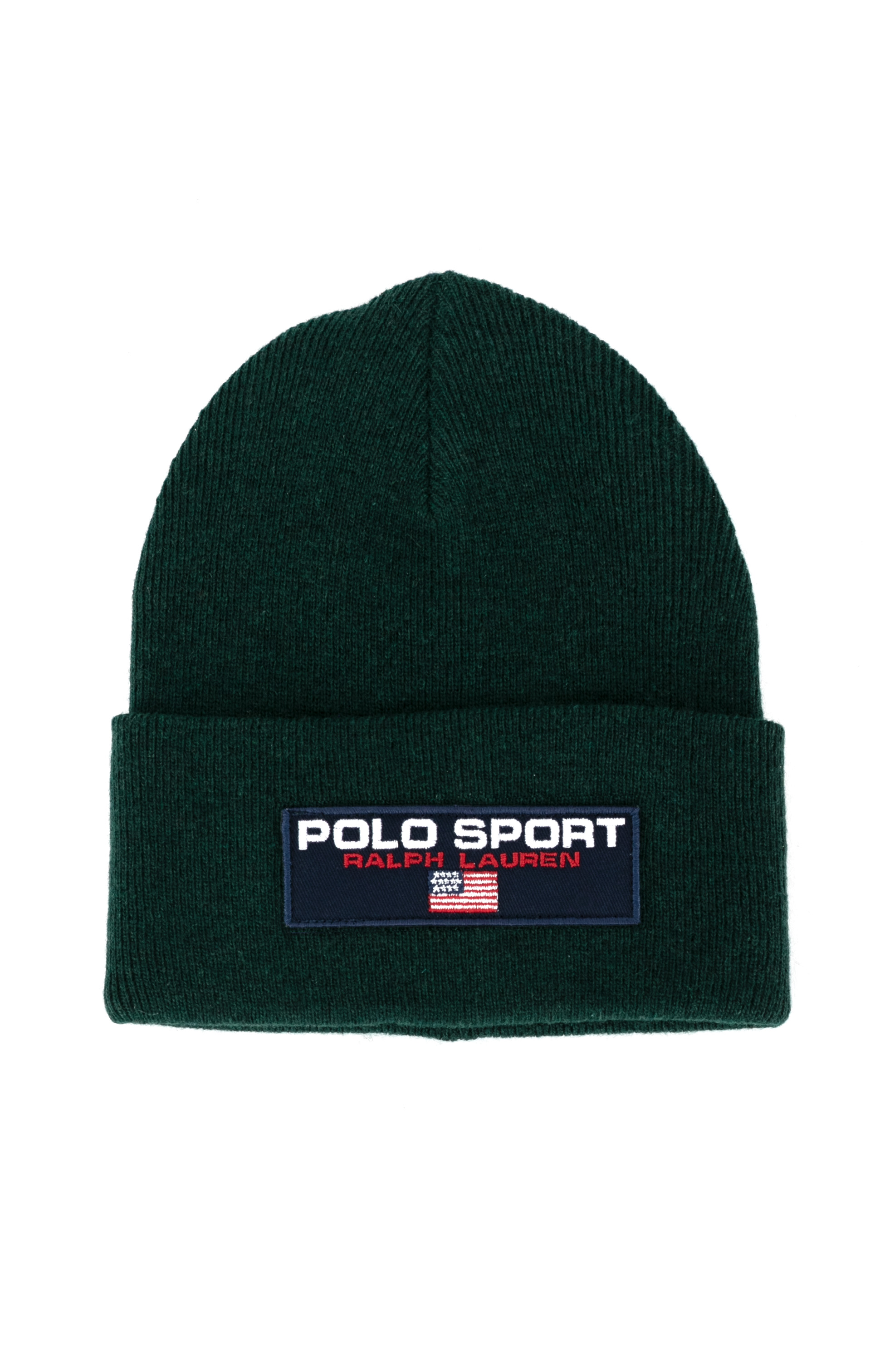 Polo Sport Beanie - College Green