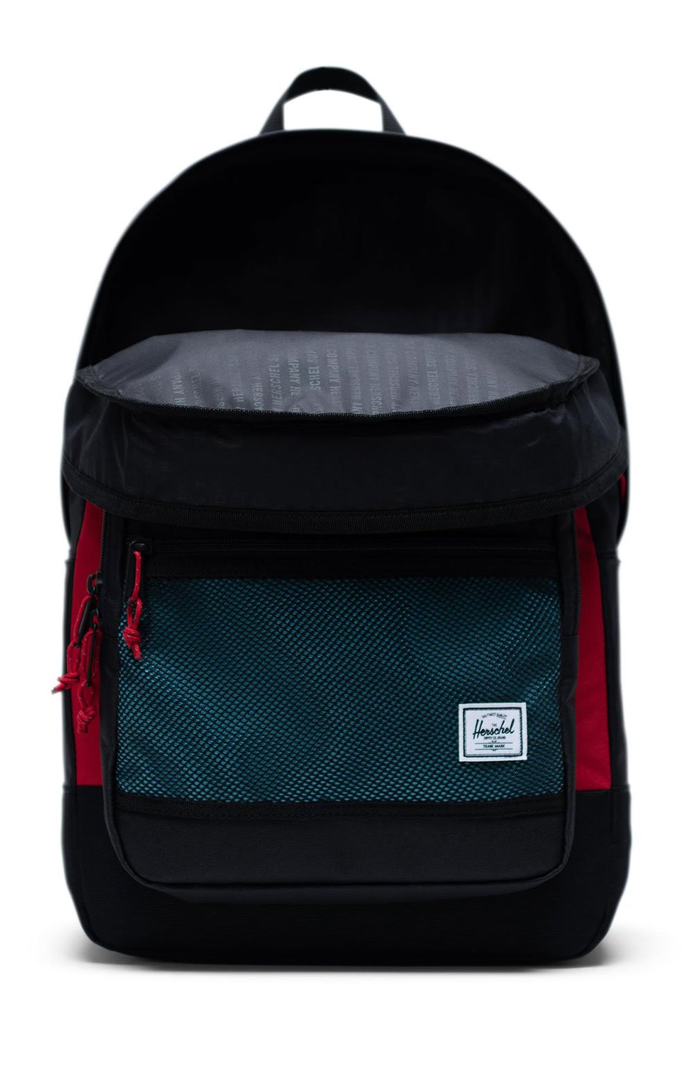 Athletics Kaine Backpack - Black/Red/Bachelor Button 2