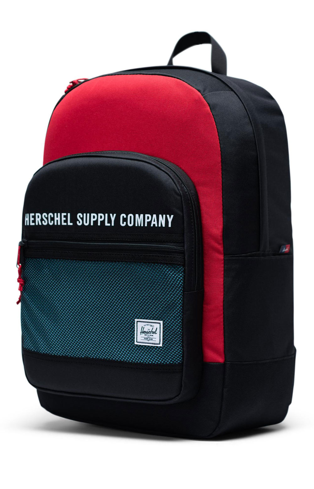 Athletics Kaine Backpack - Black/Red/Bachelor Button 3