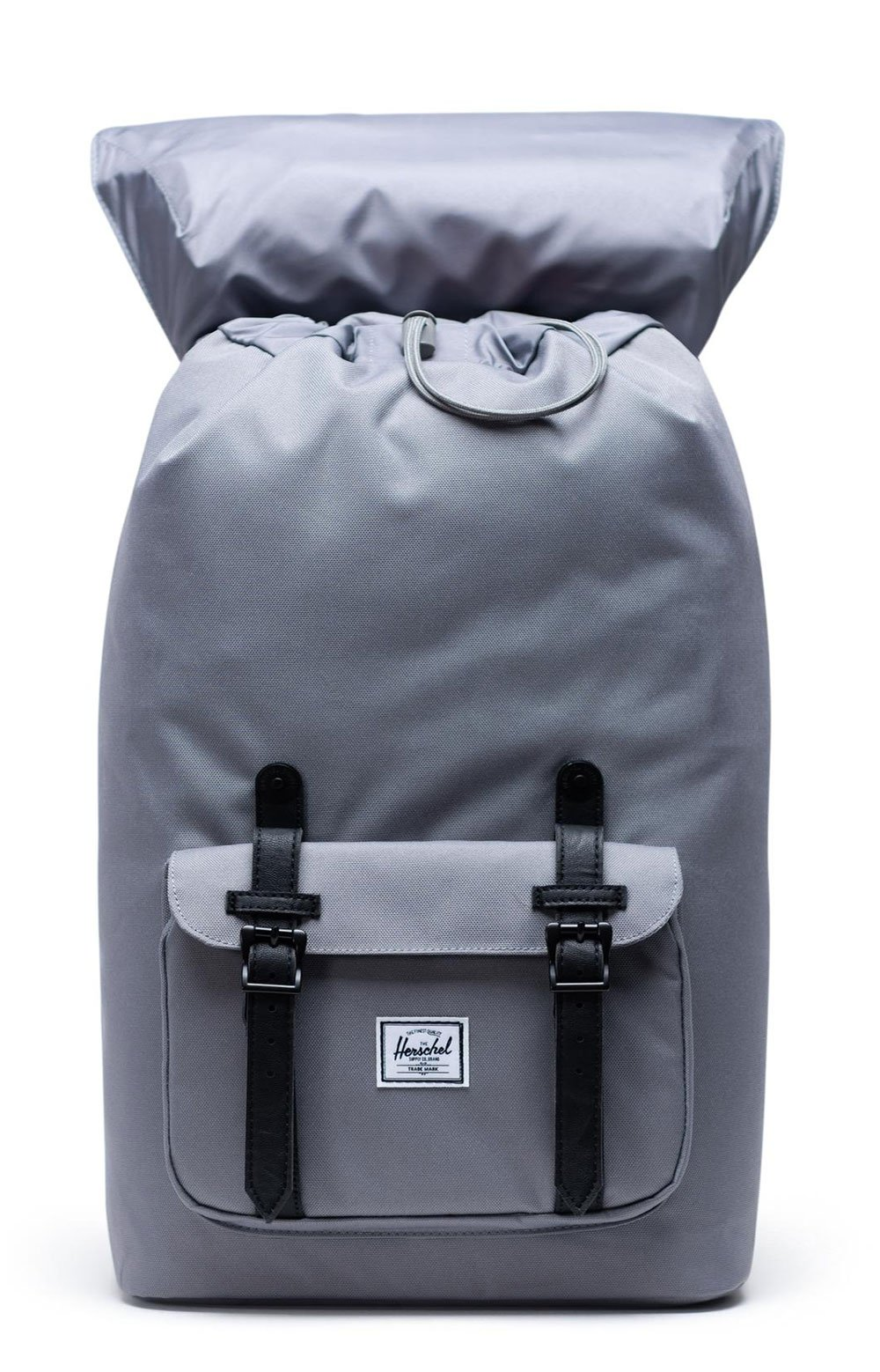 Little America Backpack - Grey/Black 2