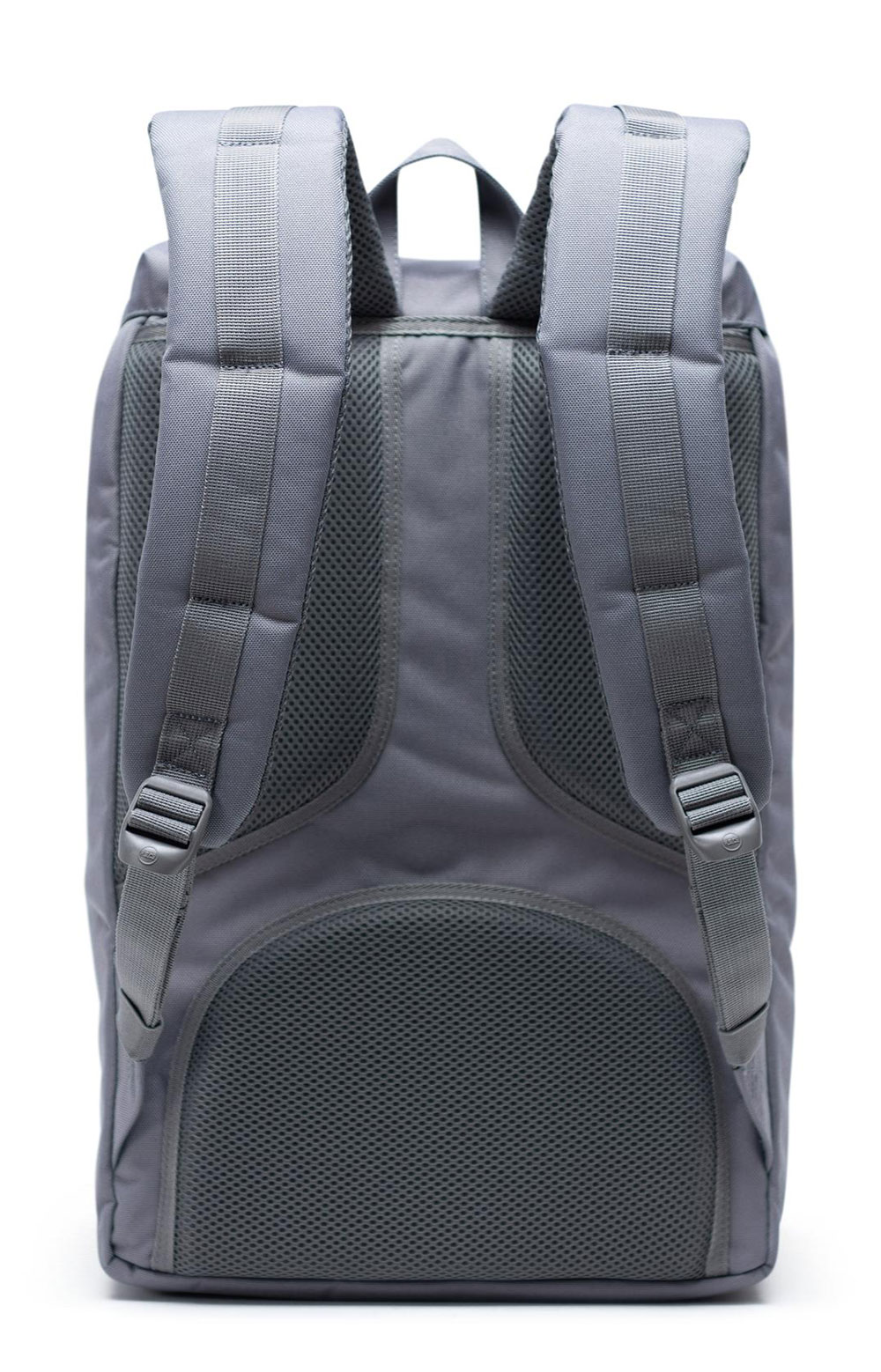 Little America Backpack - Grey/Black 4