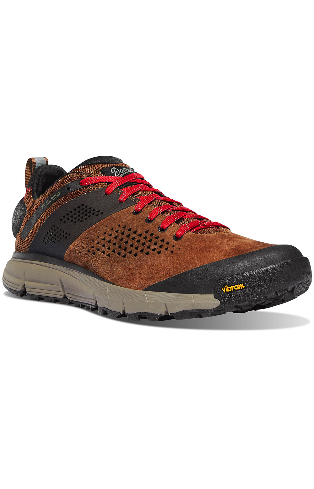 (61272) Trail 2650 Shoes - Brown/Red