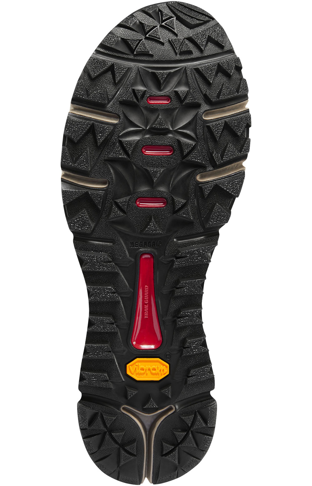 (61272) Trail 2650 Shoes - Brown/Red 3