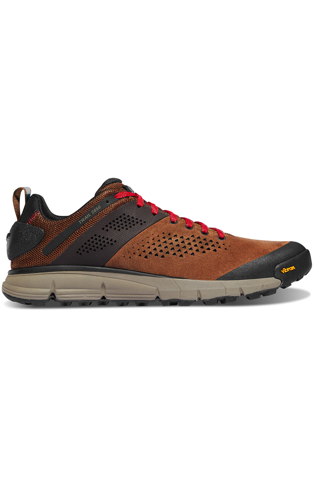 (61272) Trail 2650 Shoes - Brown/Red 4