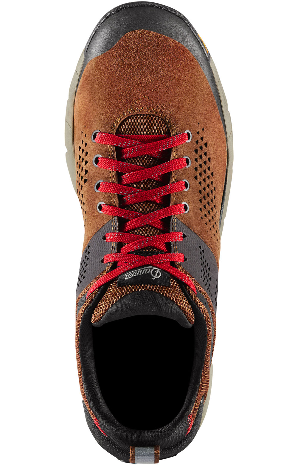 (61272) Trail 2650 Shoes - Brown/Red 5