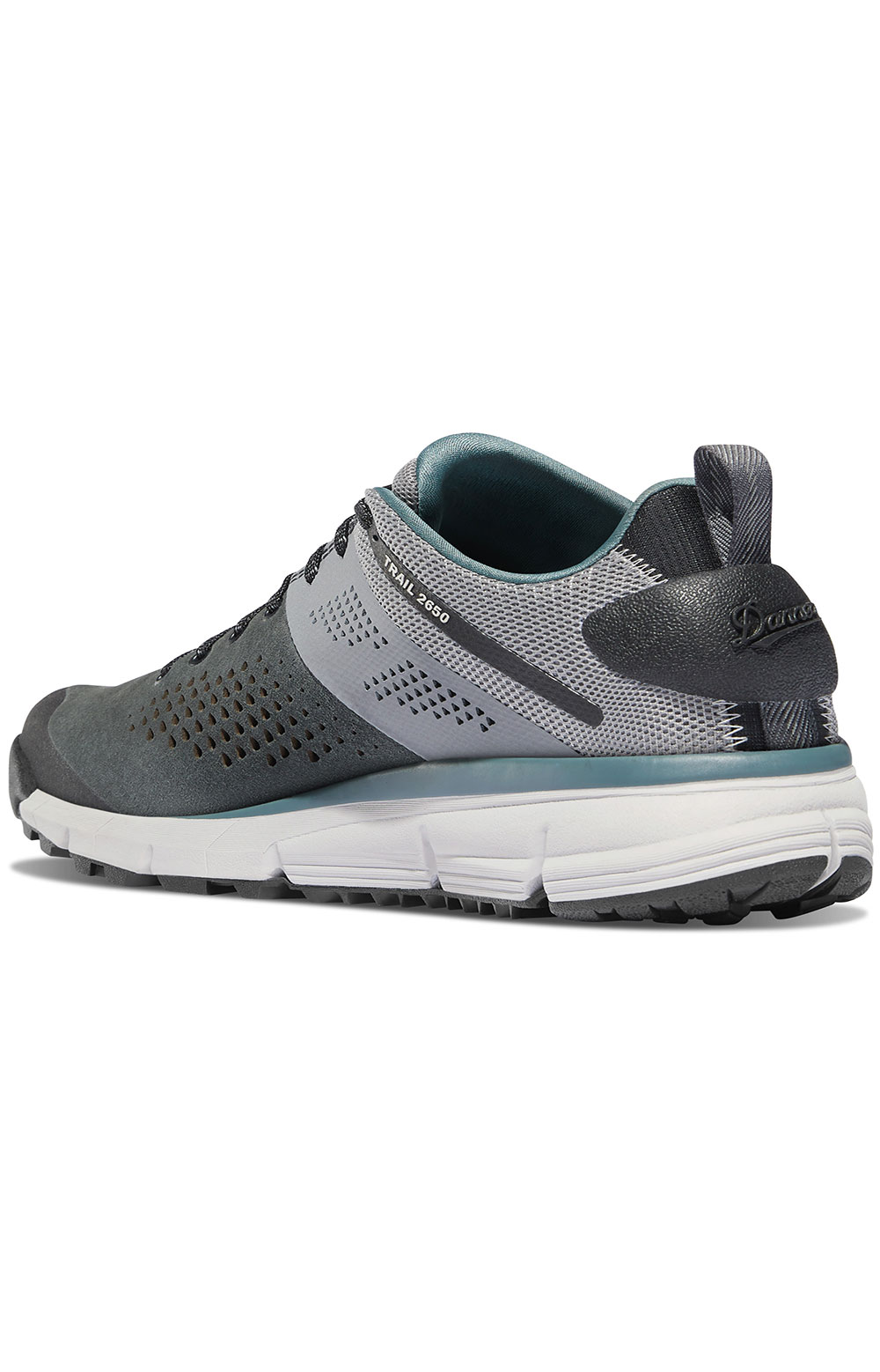 (61282) Trail 2650 Shoes - Charcoal/Goblin Blue 2