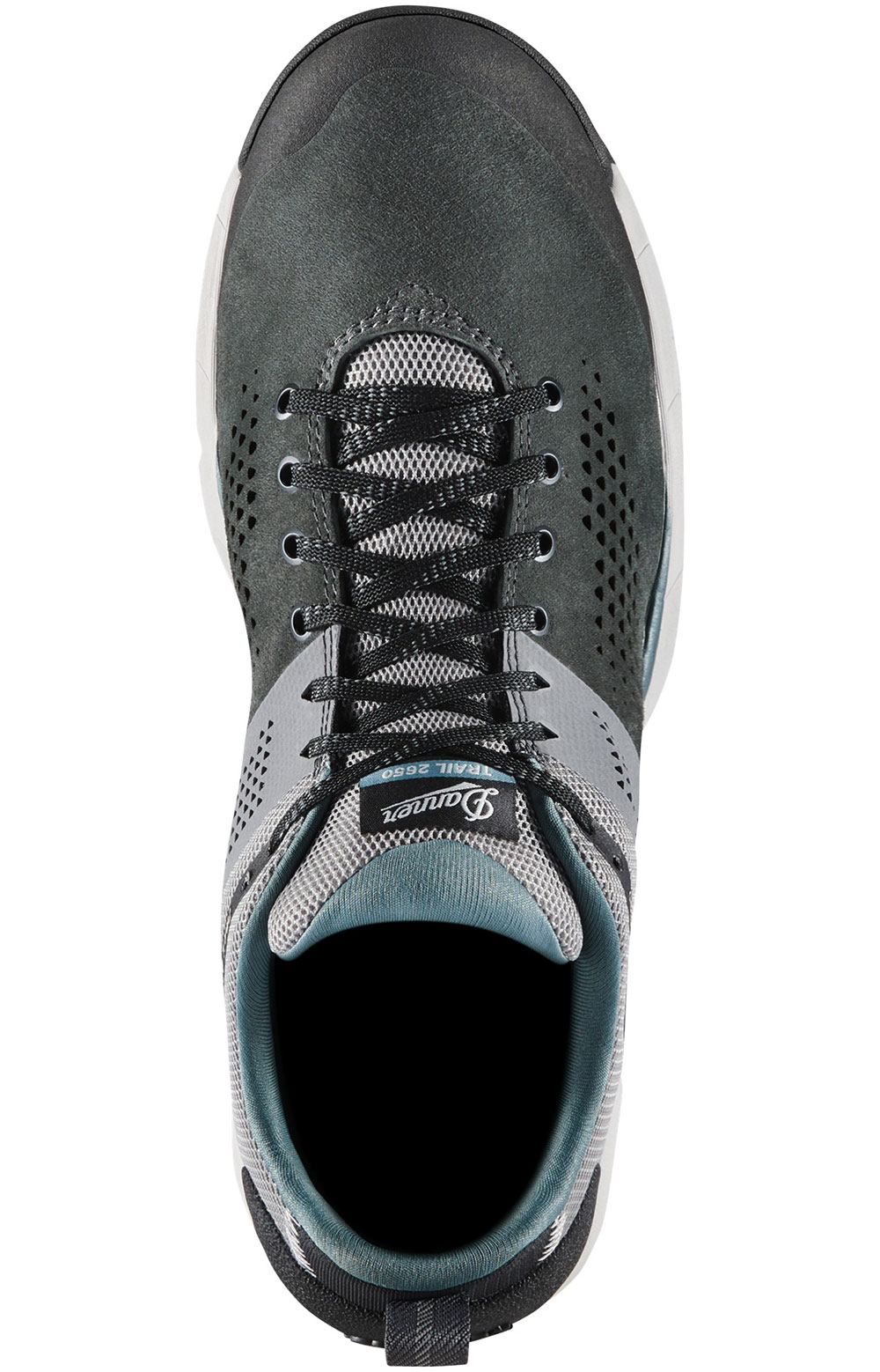 (61282) Trail 2650 Shoes - Charcoal/Goblin Blue 5