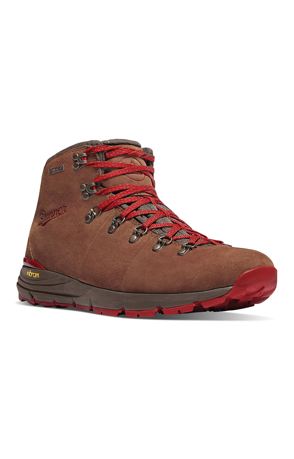 (62241) Mountain 600 Boots - Brown/Red